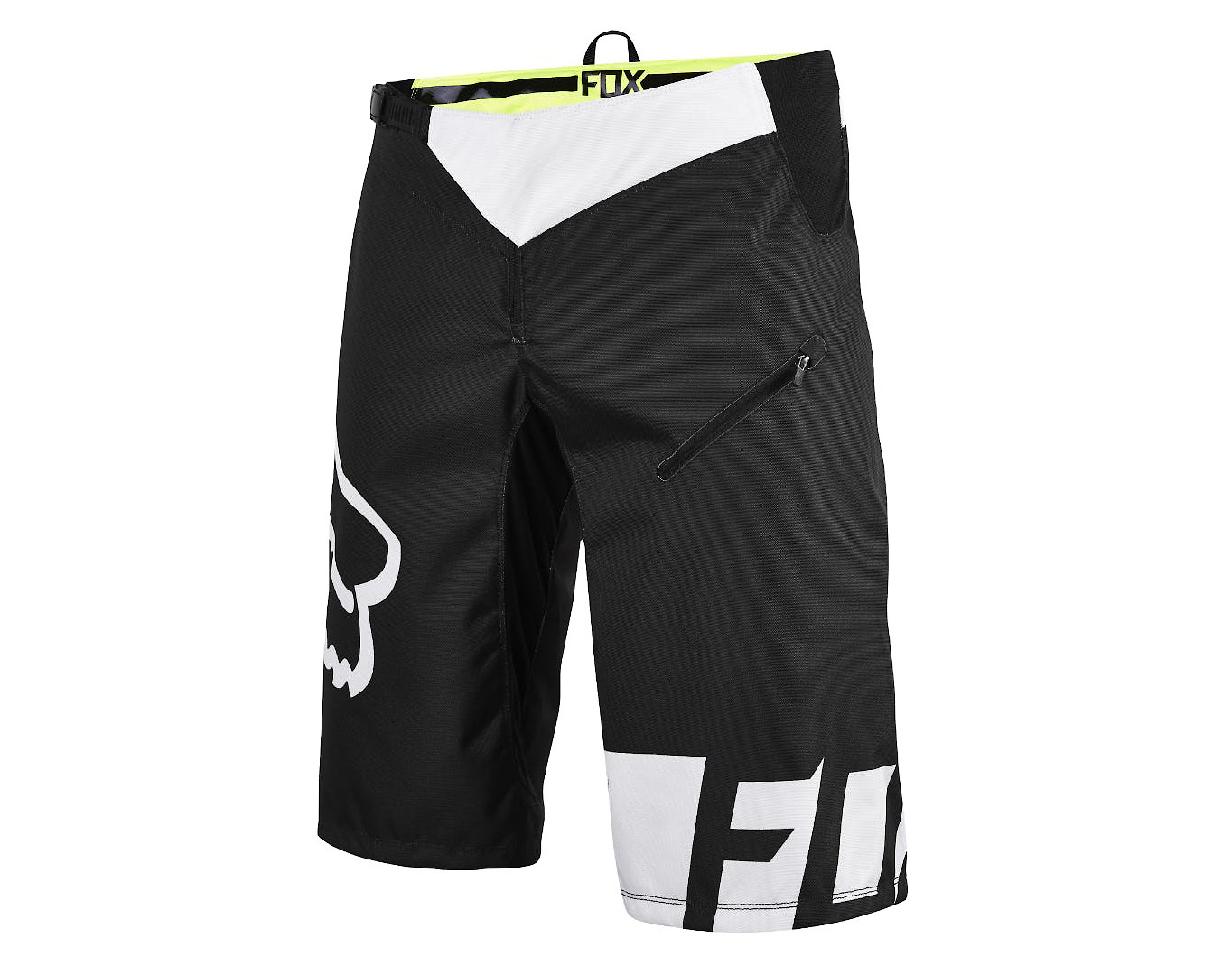 Fox Demo DH Short (2016 Black/White)