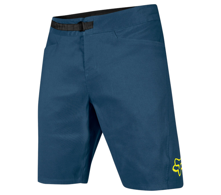 Fox Gloves Ranger Gel Short Midnight M