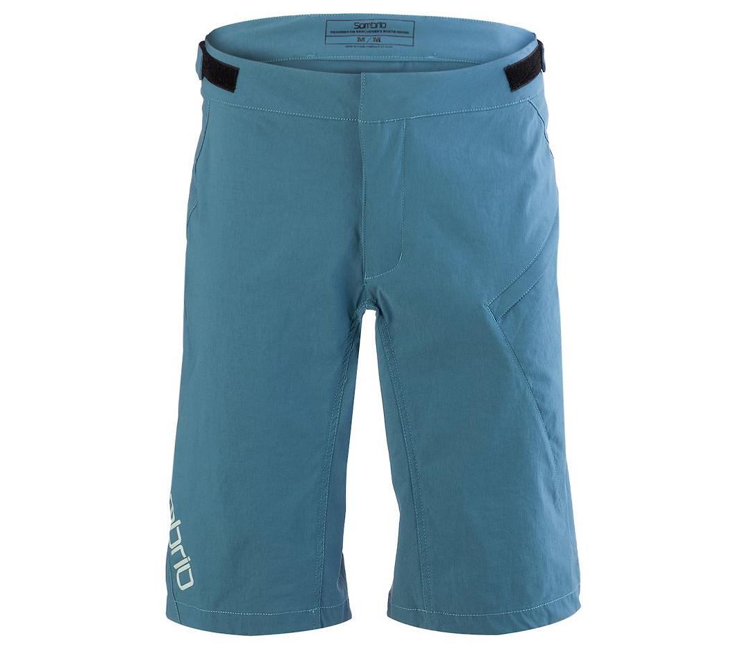 Longhorn Short (Pacific Teal)