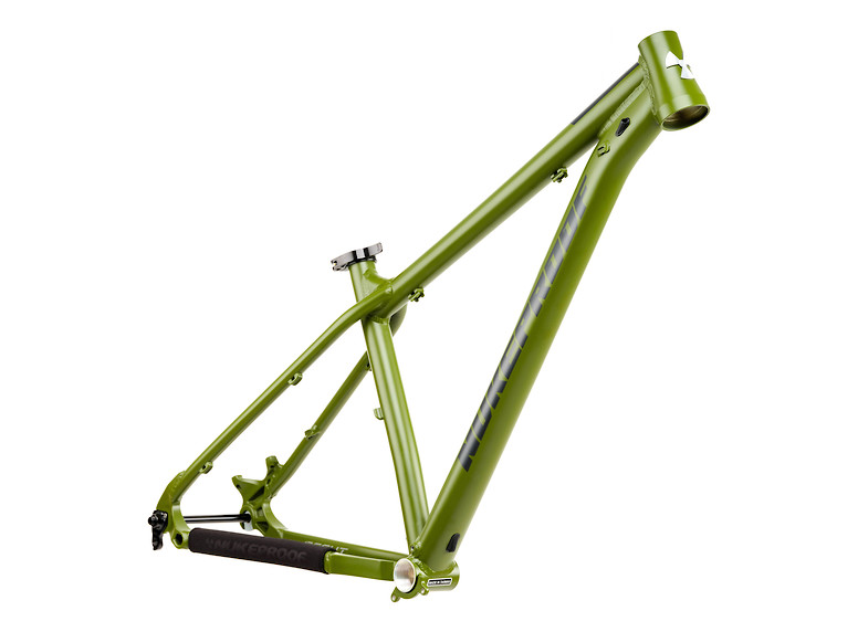 Nukeproof Scout 290 Frame - Military Green