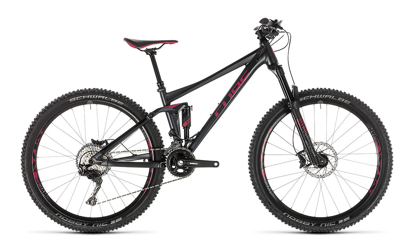 2019 Cube Sting 120 WS Pro Bike