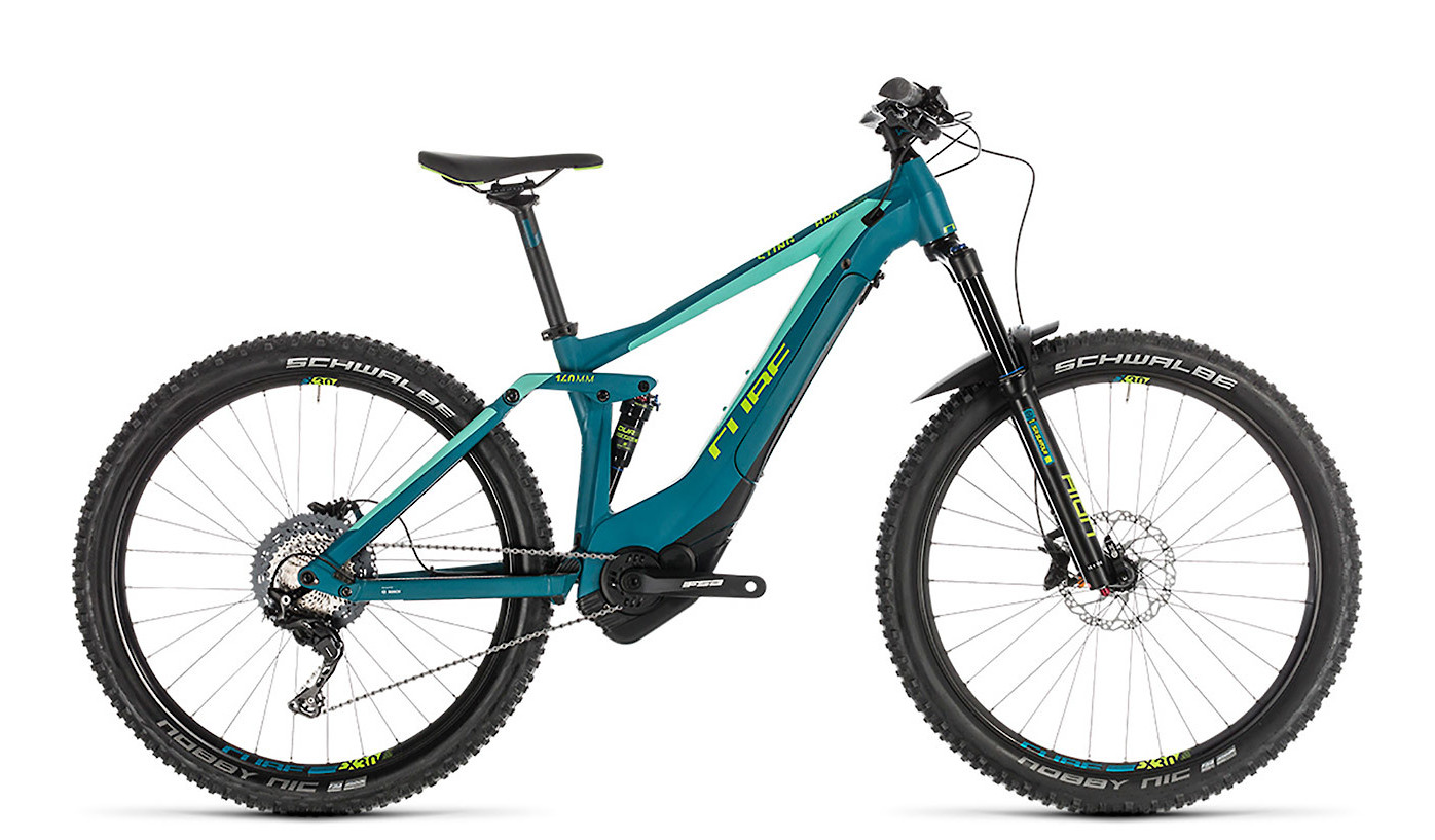 2019 Cube Sting Hybrid 140 Race 500 E-Bike