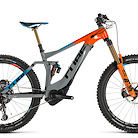 2019 Cube Stereo Hybrid 160 Action Team 500 E-Bike