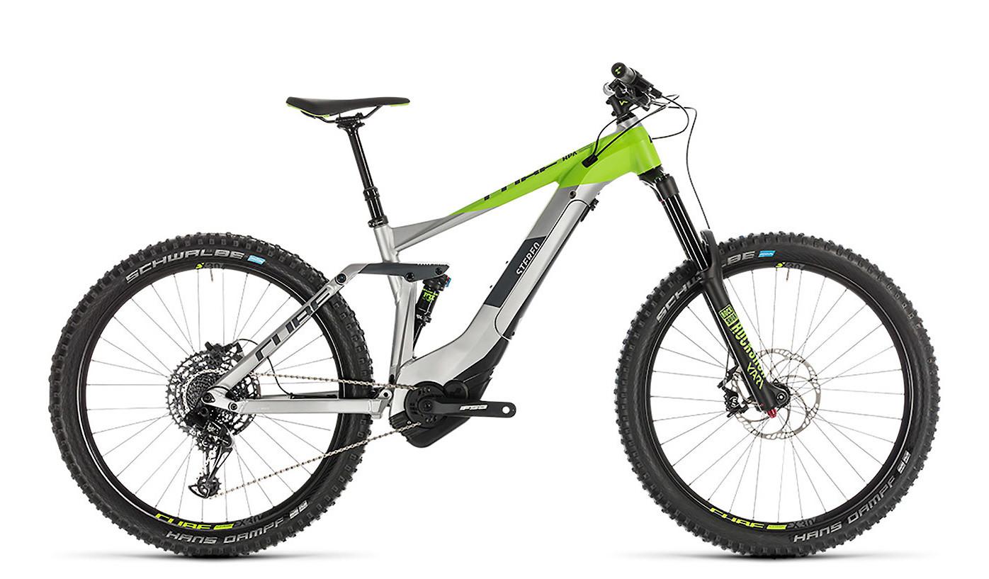2019 Cube Stereo Hybrid 160 Race 500 E-Bike