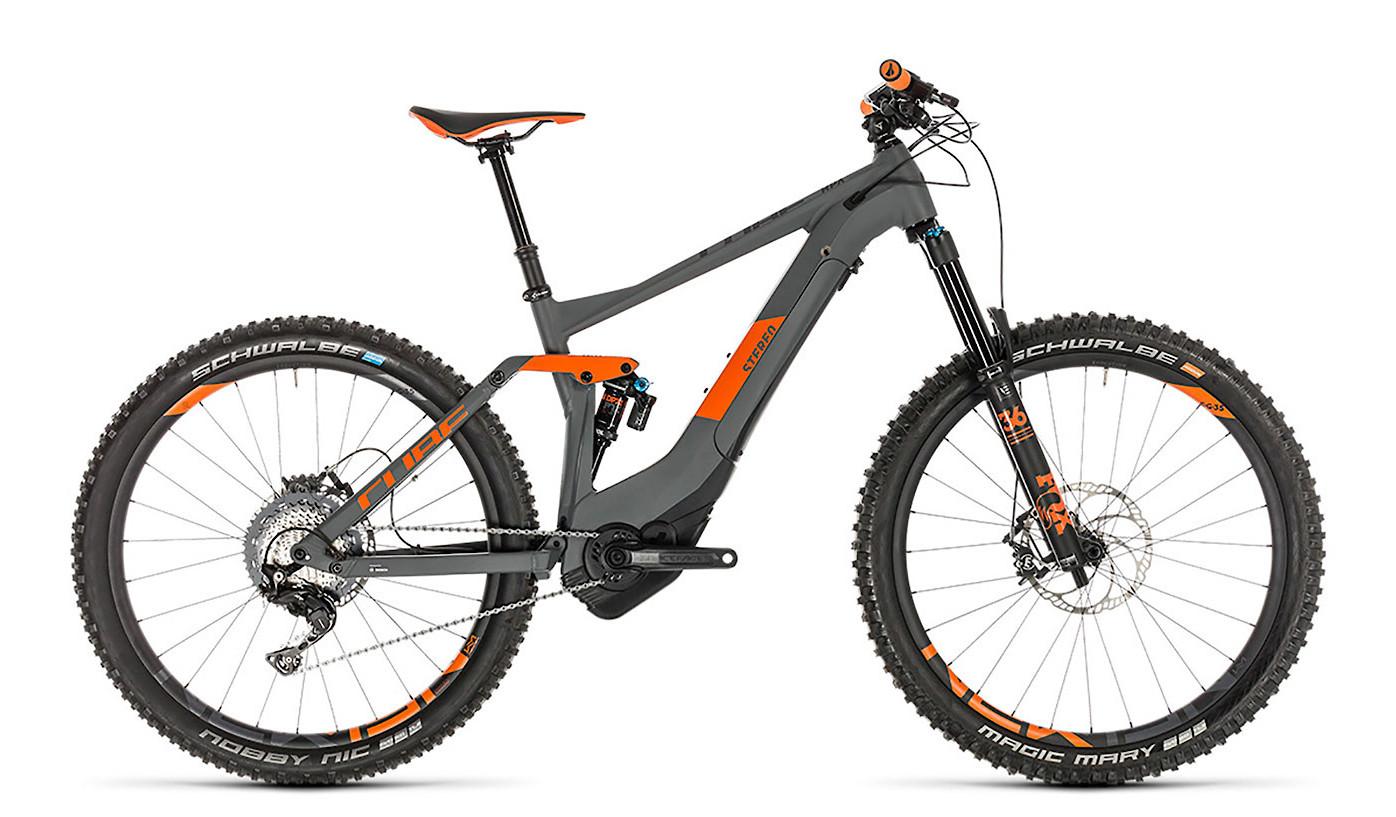 2019 Cube Stereo Hybrid 140 TM 500 E-Bike