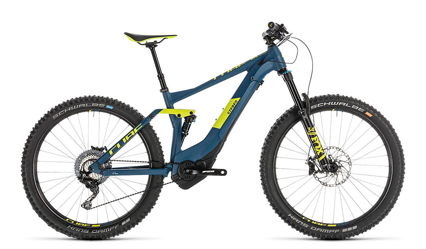 2019 Cube Stereo Hybrid 140 SL 500 E-Bike