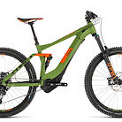 2019 Cube Stereo Hybrid 140 Race 500 E-Bike