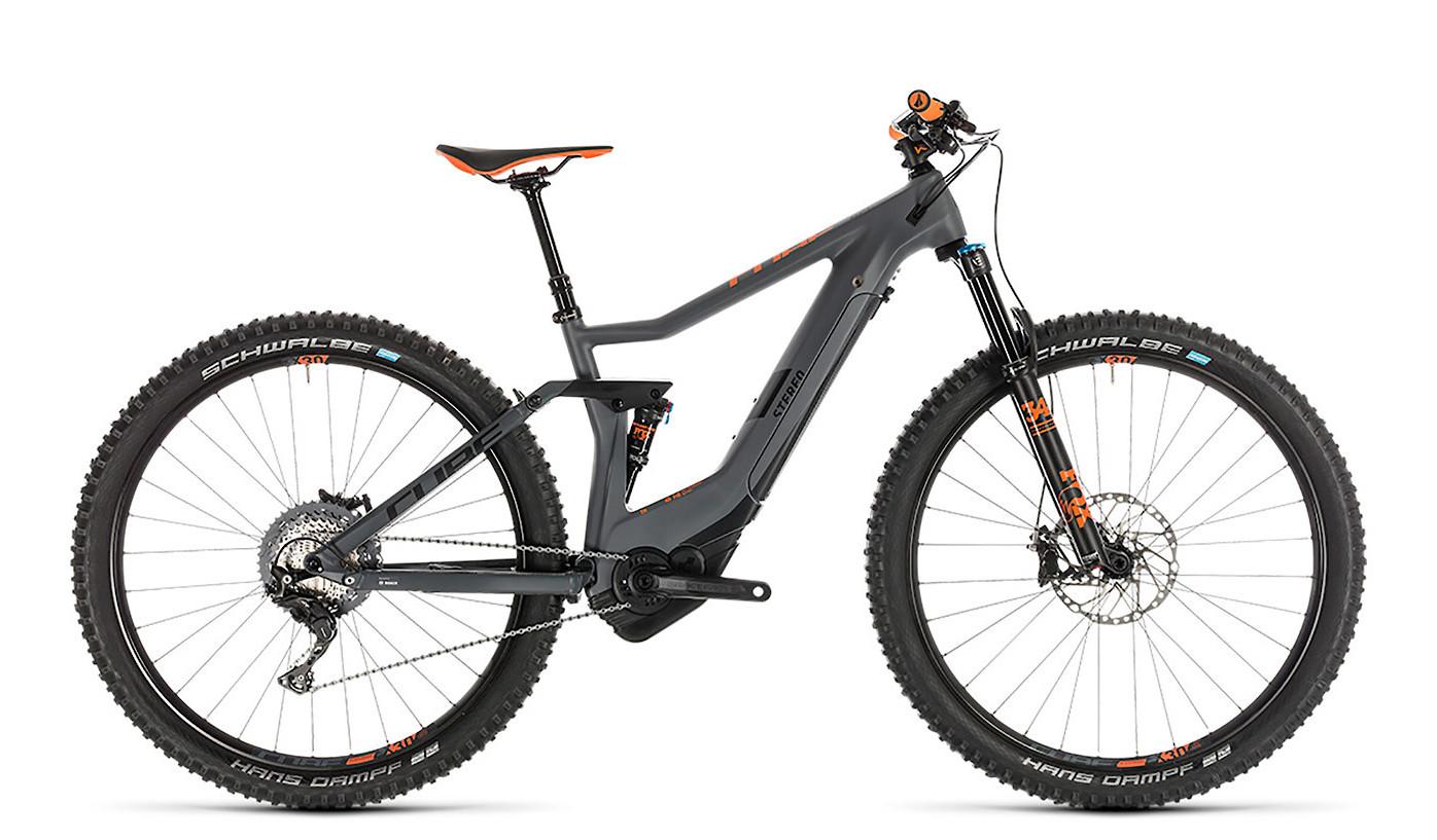 2019 Cube Stereo Hybrid 120 HPC TM 500 E-Bike