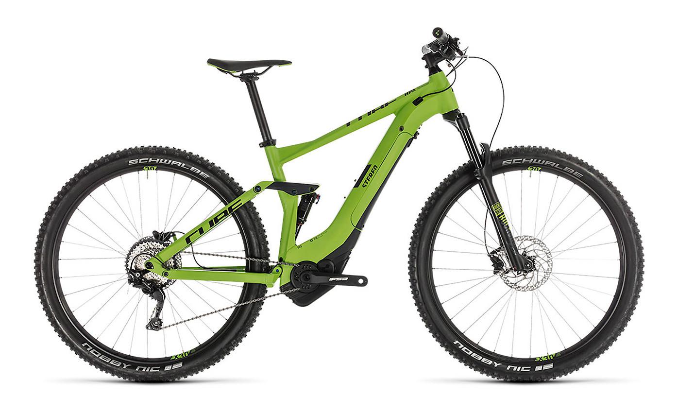 2019 Cube Stereo Hybrid 120 Pro 500 E-Bike
