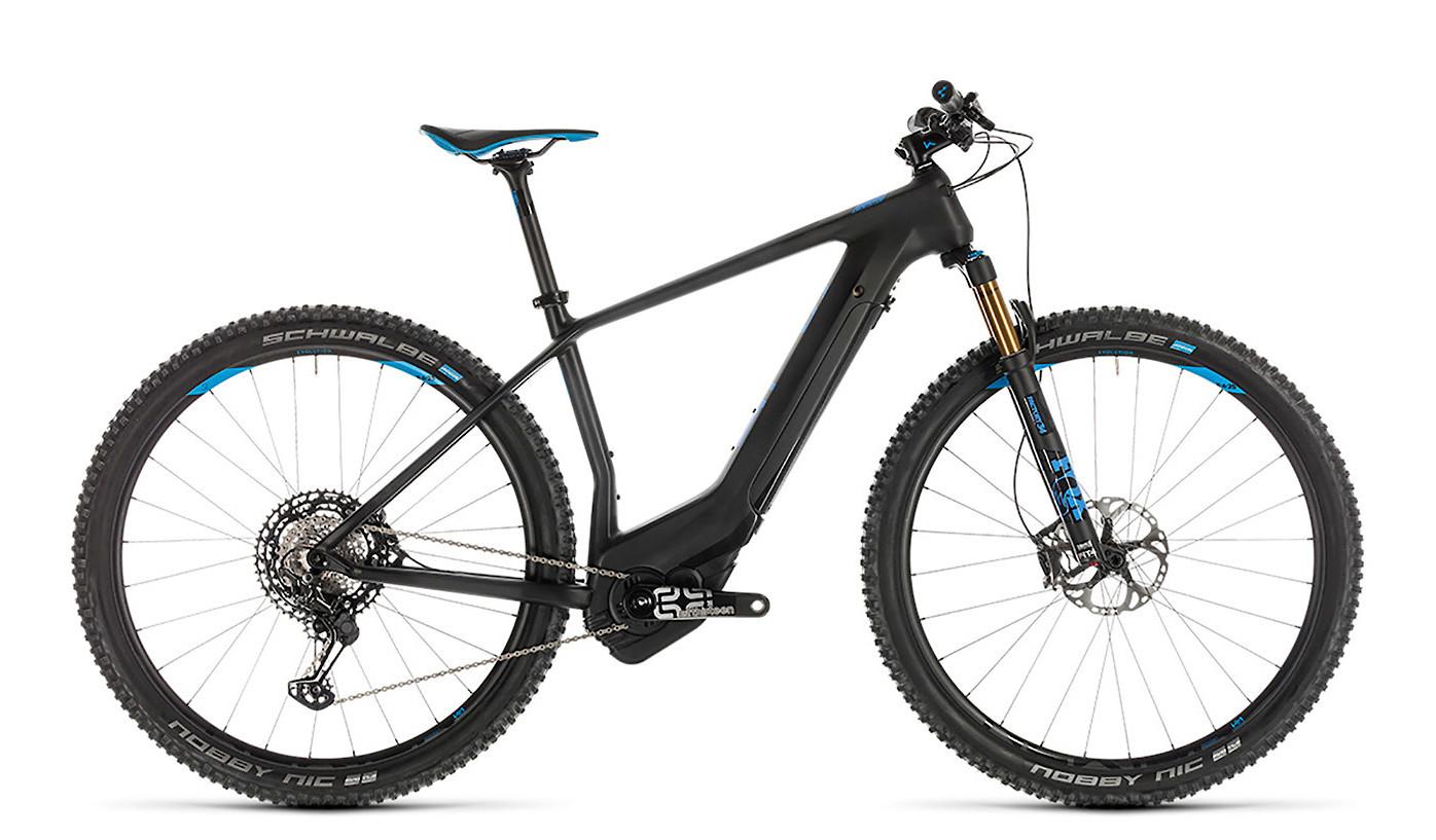 2019 Cube Elite Hybrid C:62 SLT 500 E-Bike
