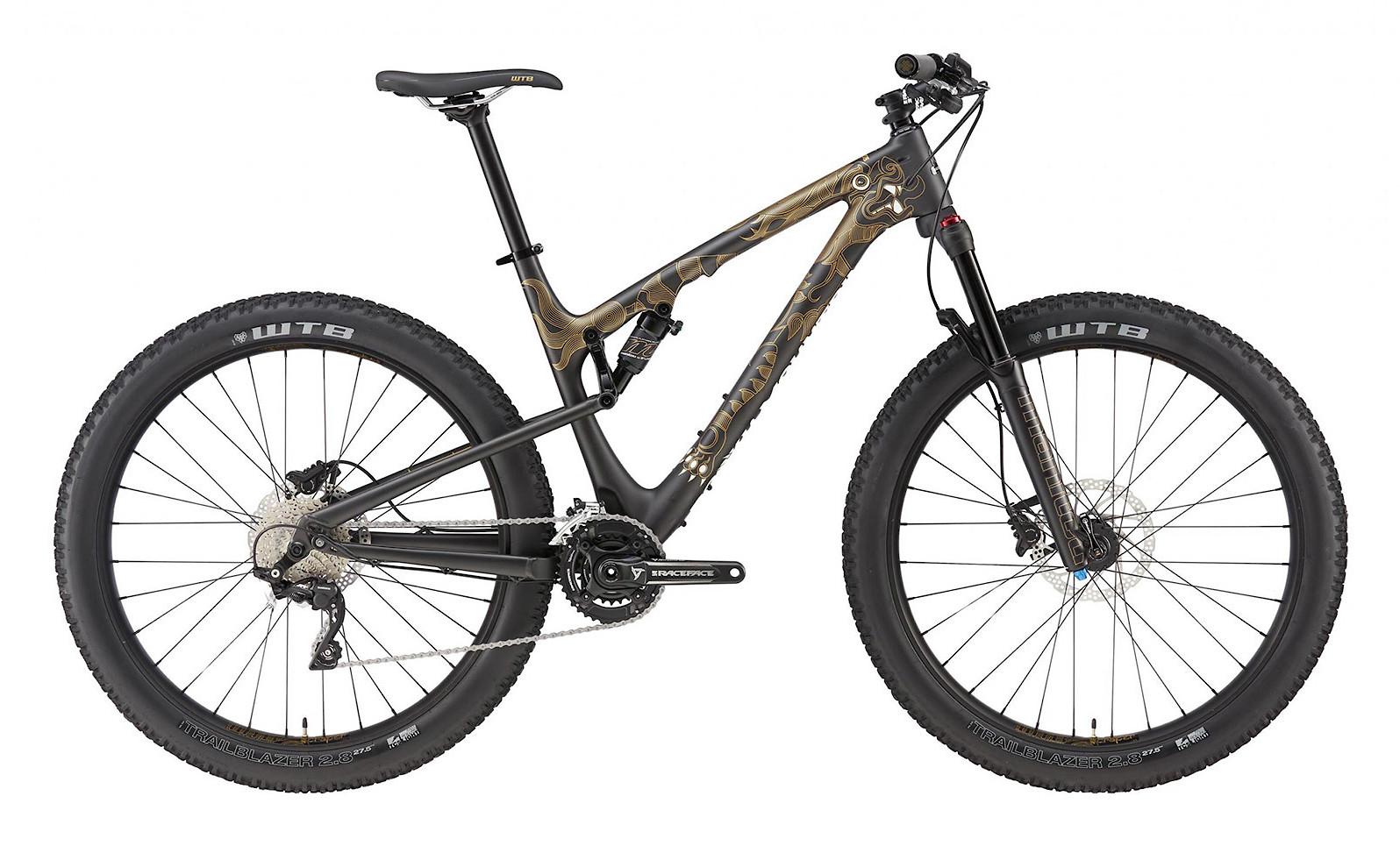 2019 Rocky Mountain Sherpa Bike