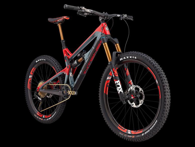 2019 Intense Tracer Factory Build Bike