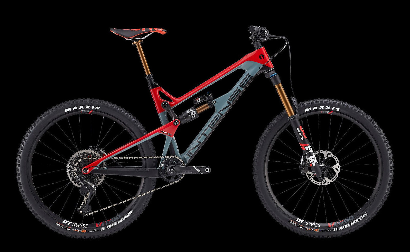 2019 Intense Tracer Foundation Bike (Pro Build shown in this photo)