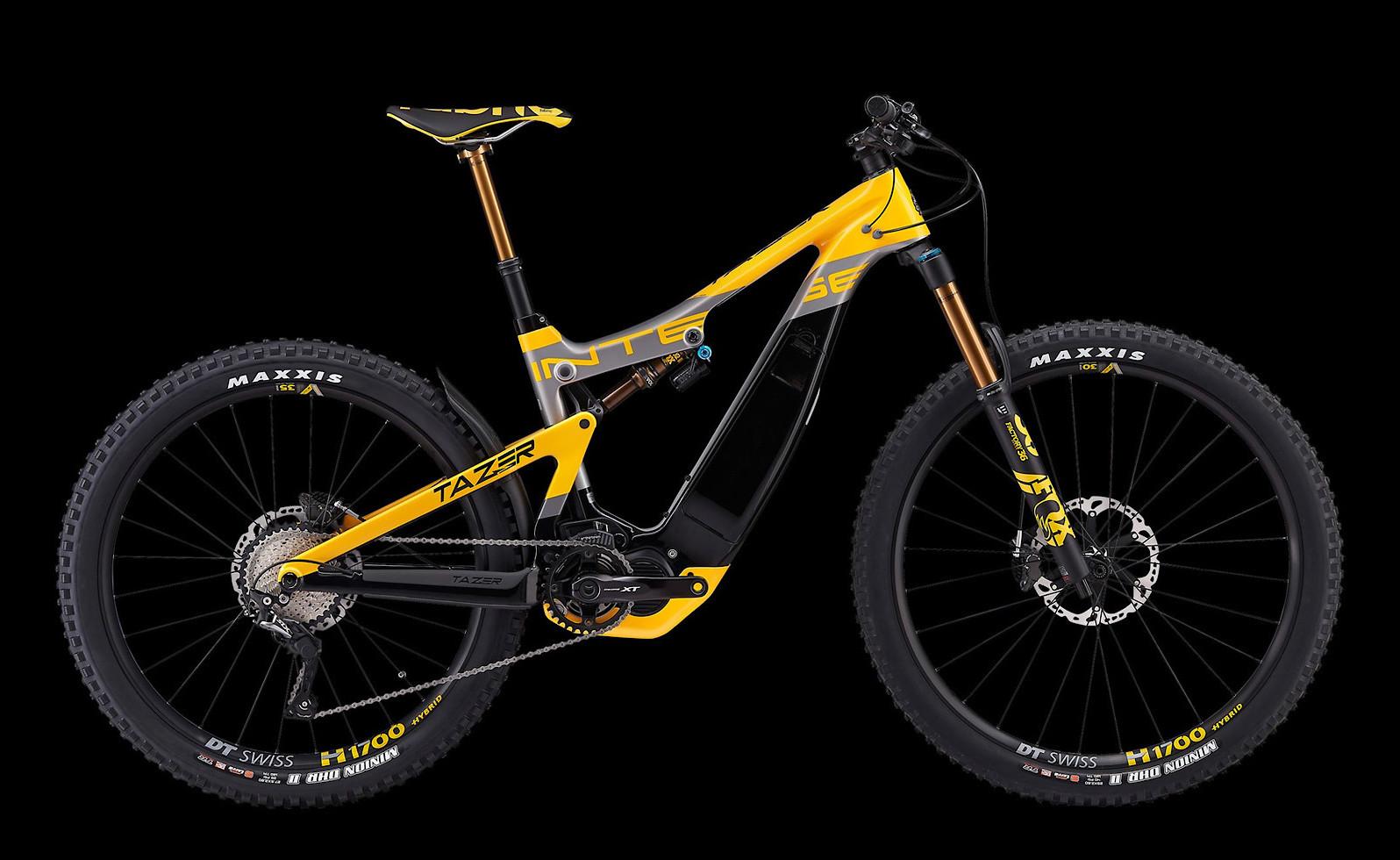 2019 Intense Tazer Pro E-Bike - Yellow/Black