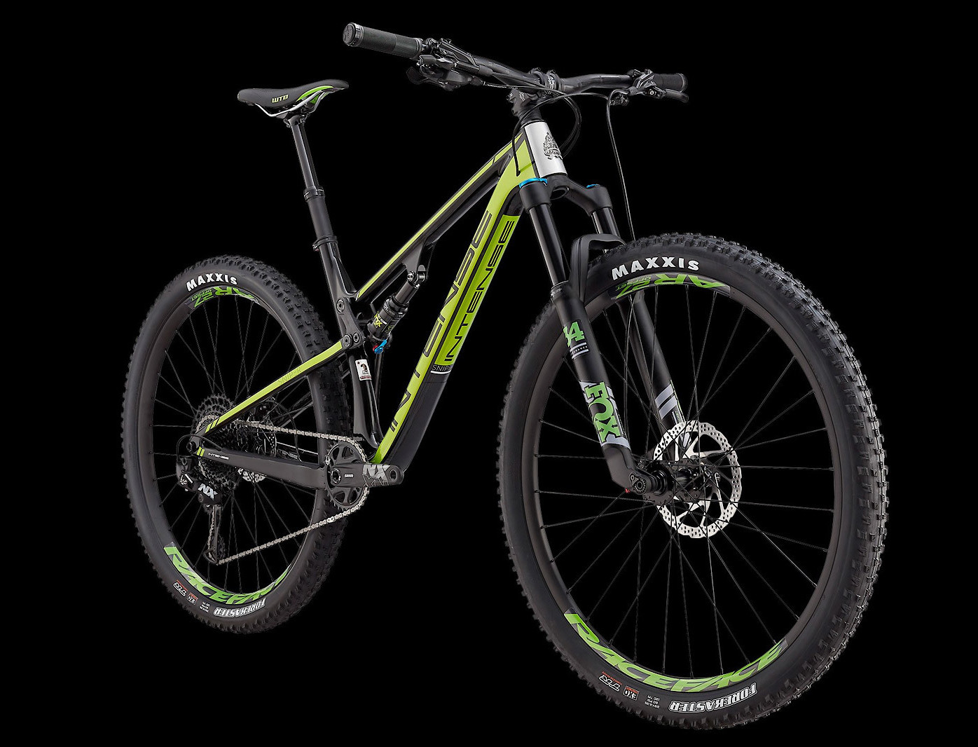 2018 Intense Sniper Trail Foundation Bike
