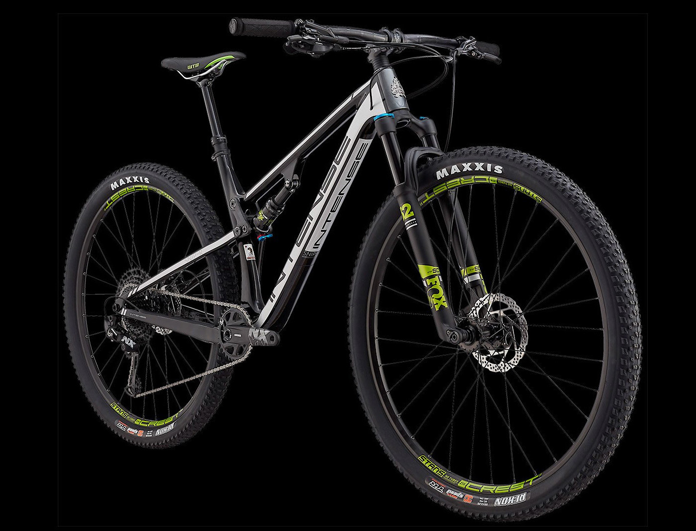 2018 Intense Sniper XC Foundation Bike
