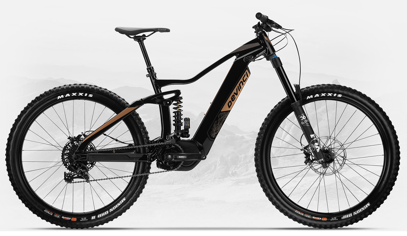 2019 Devinci AC NX/GX E-Bike