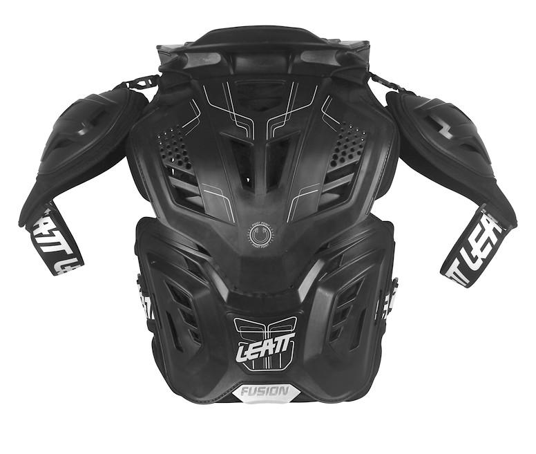 Leatt Fusion 3.0 - Black
