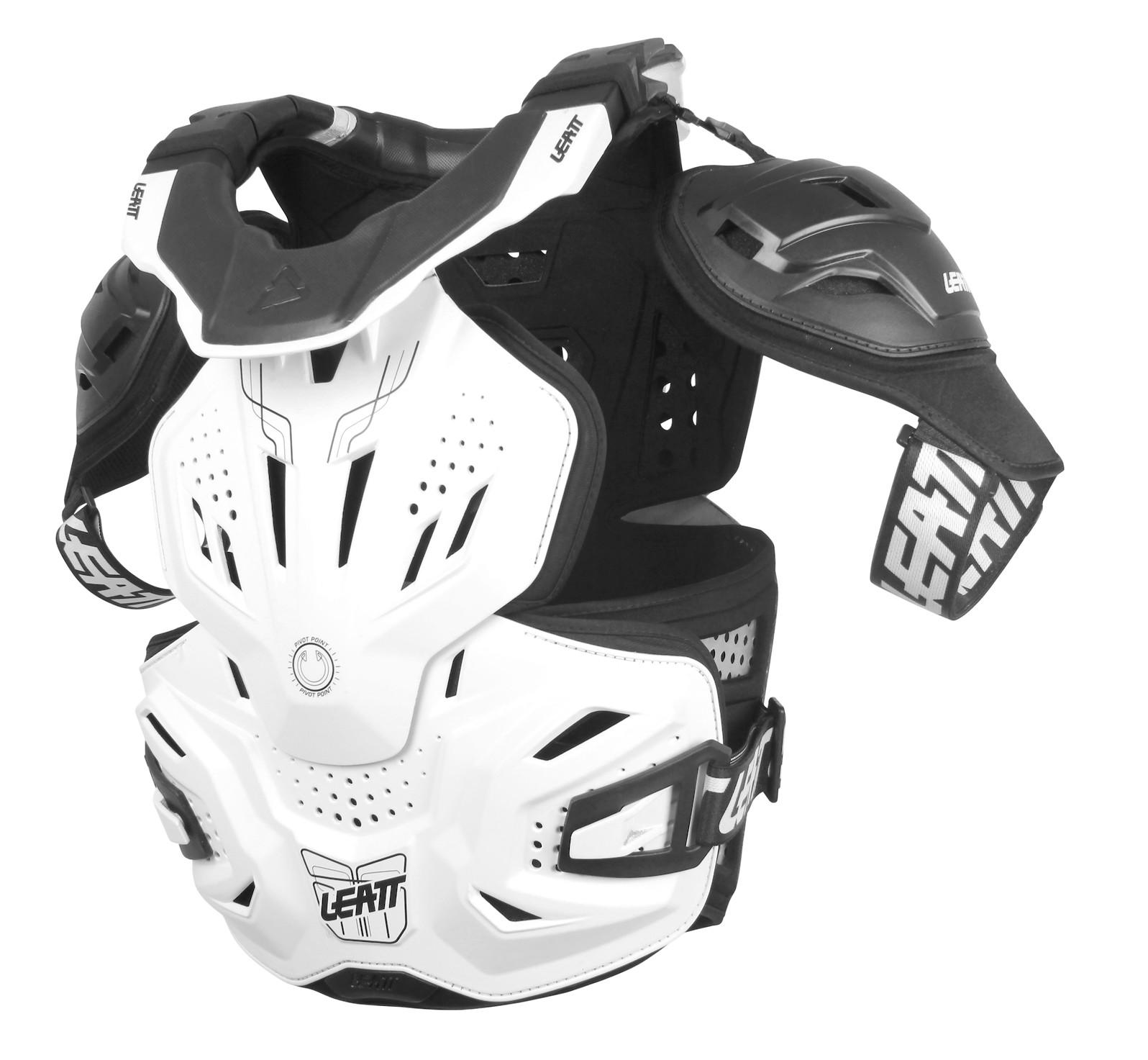 Leatt Fusion 3.0 - White
