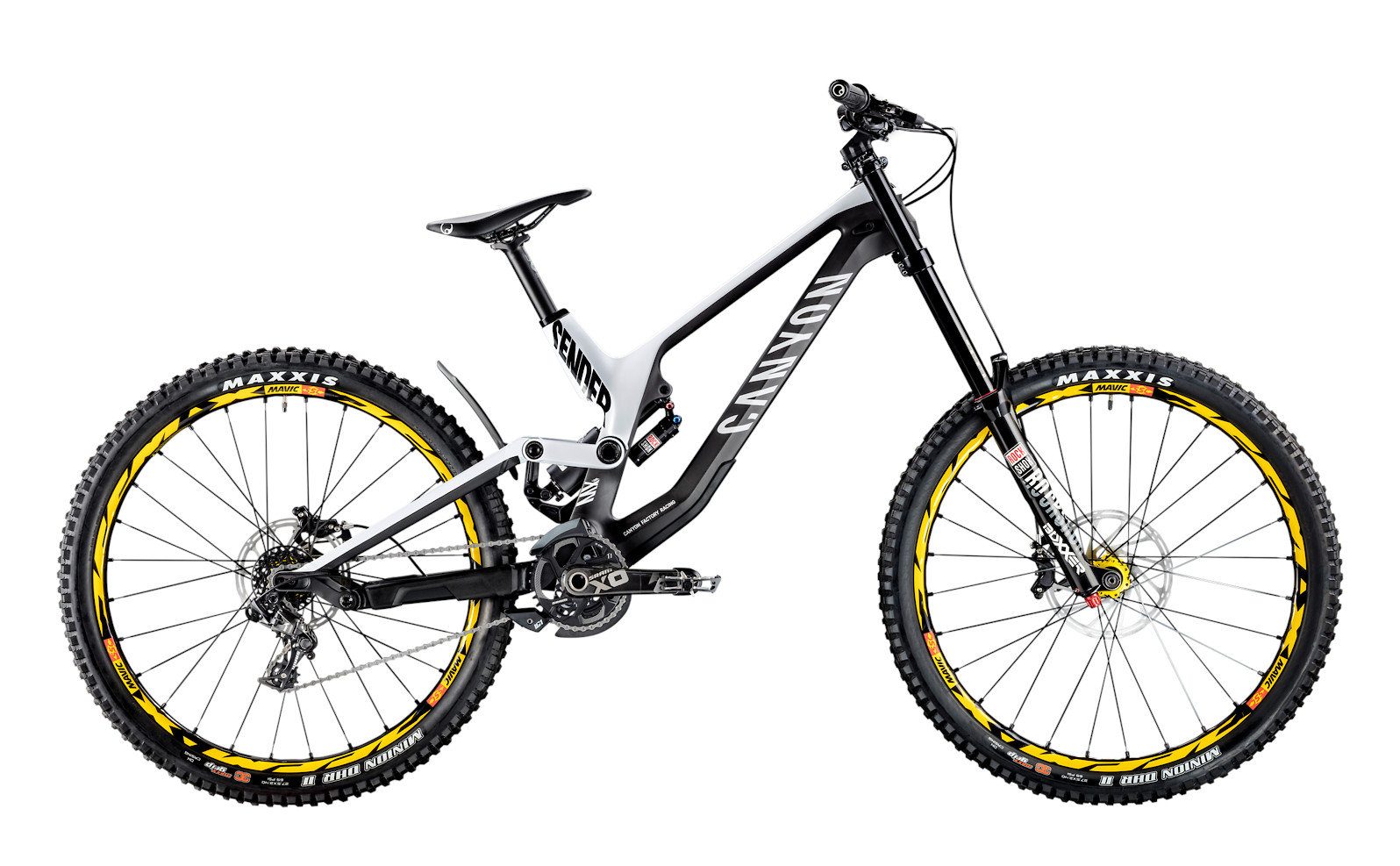 2018 Canyon Sender CF 9 0 Team Bike - Reviews, Comparisons