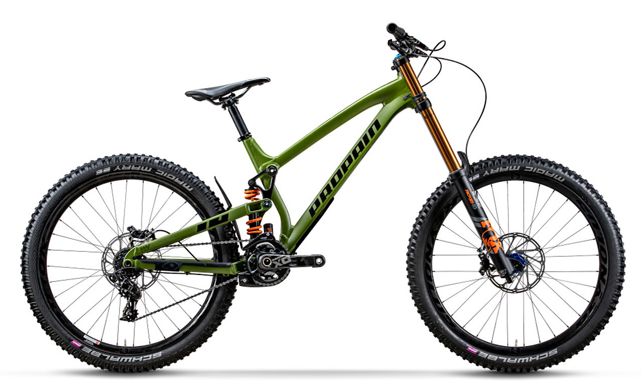 2019 Propain Rage AL 27.5 Bike (Highend build shown in photos)