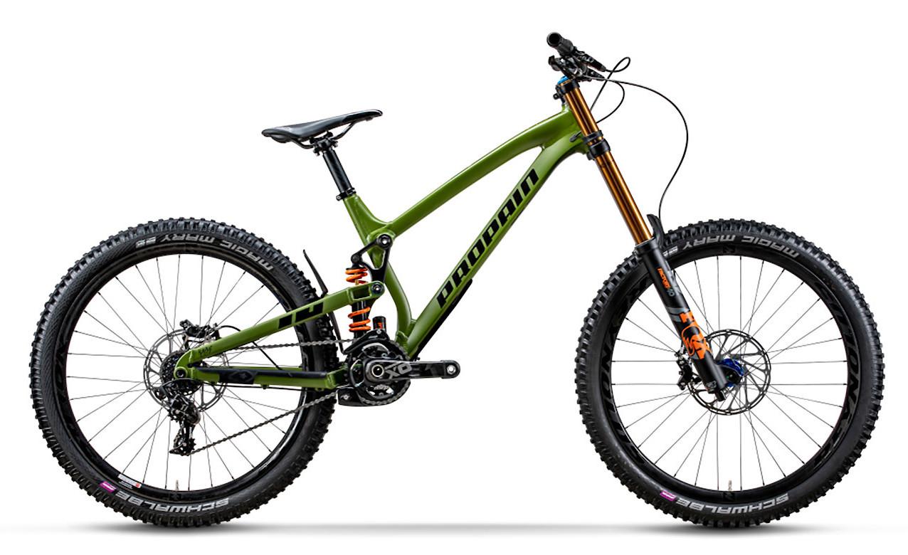 2019 Propain Rage AL 27.5 Highend Bike