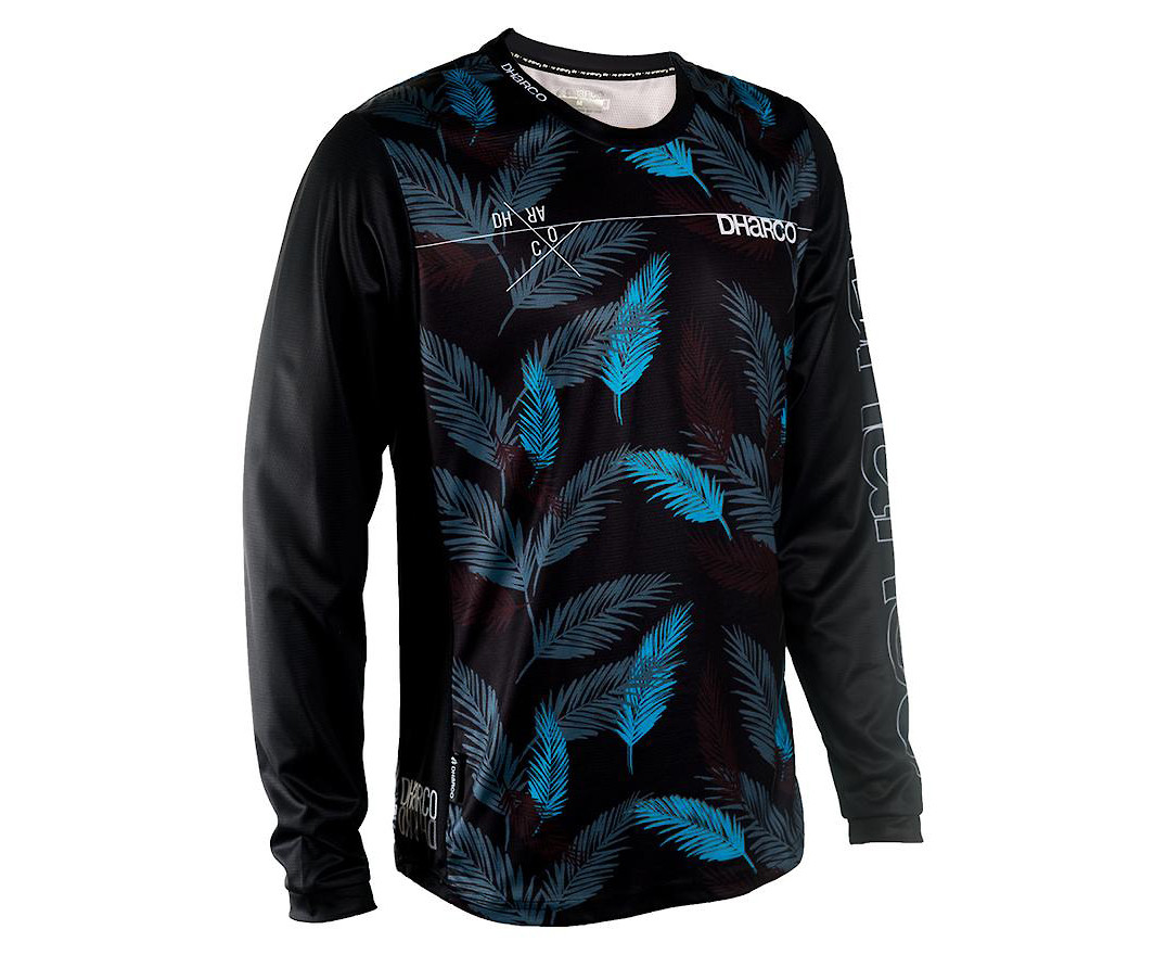 Mens Gravity Jersey | Atoll Leaves