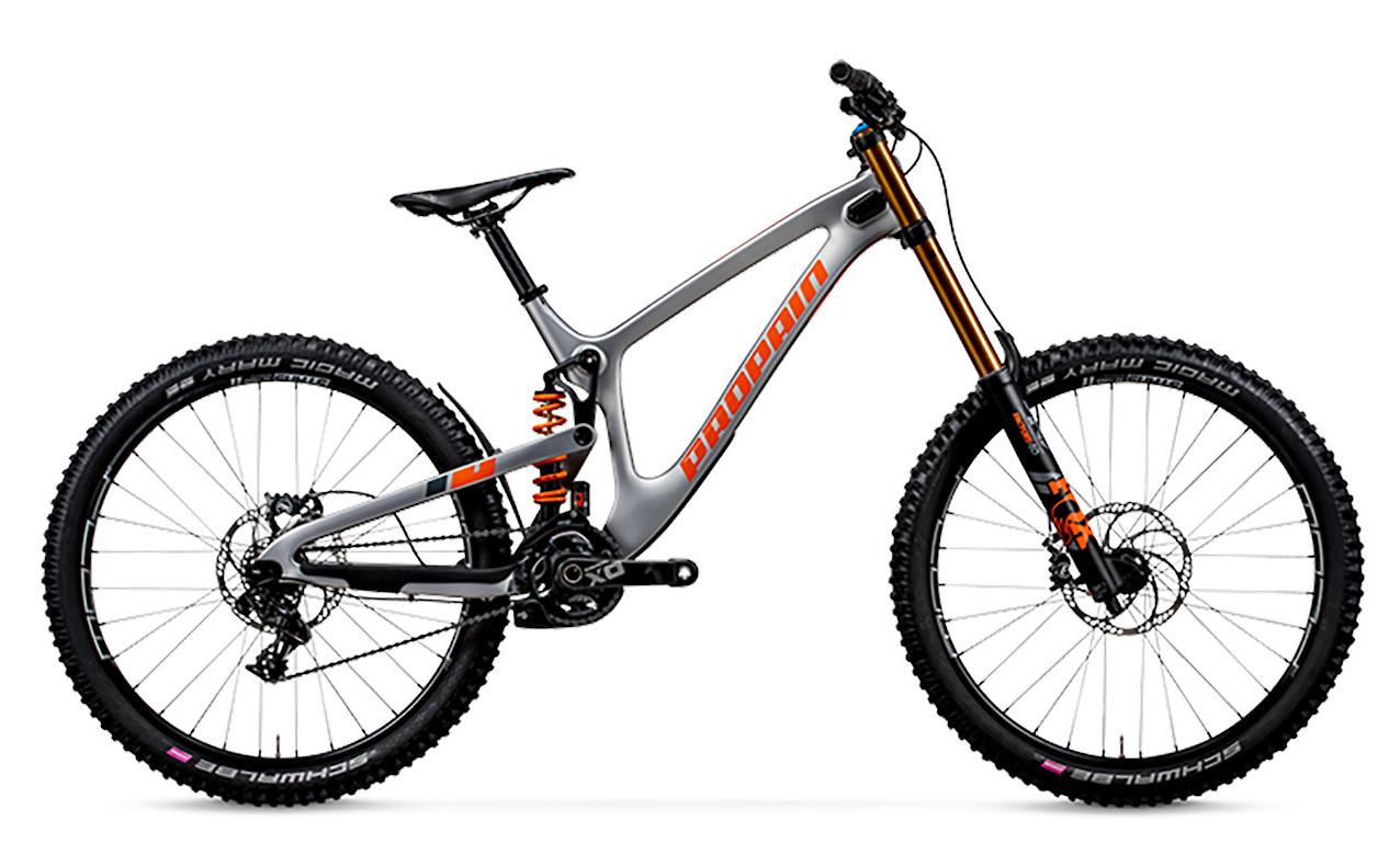 2019 Propain Rage CF 27.5 Highend Bike