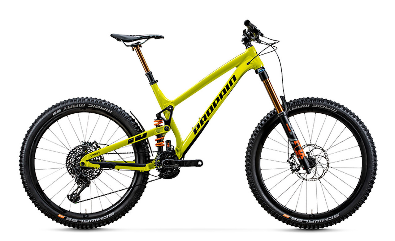 2019 Propain Spindrift 27.5 Bike (Highend build shown in photos)