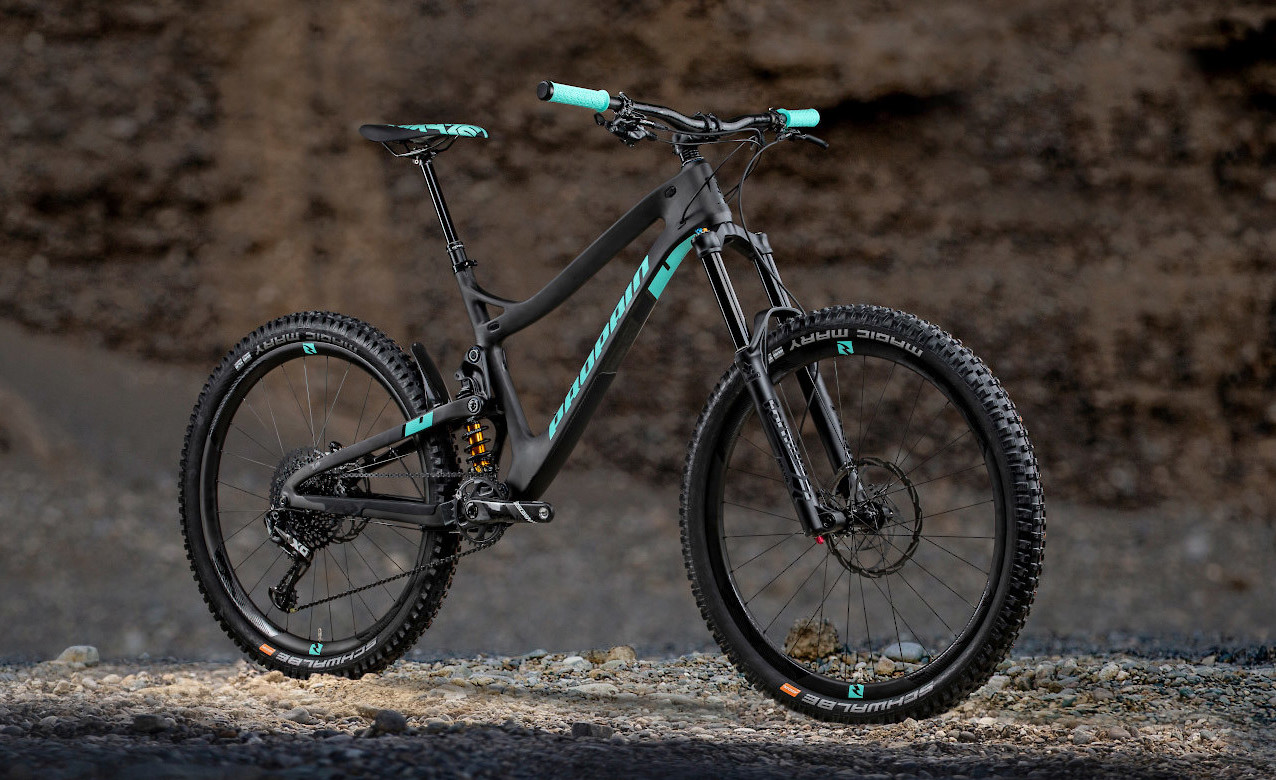 2019 Propain Tyee CF 27 5 Performance Bike - Reviews