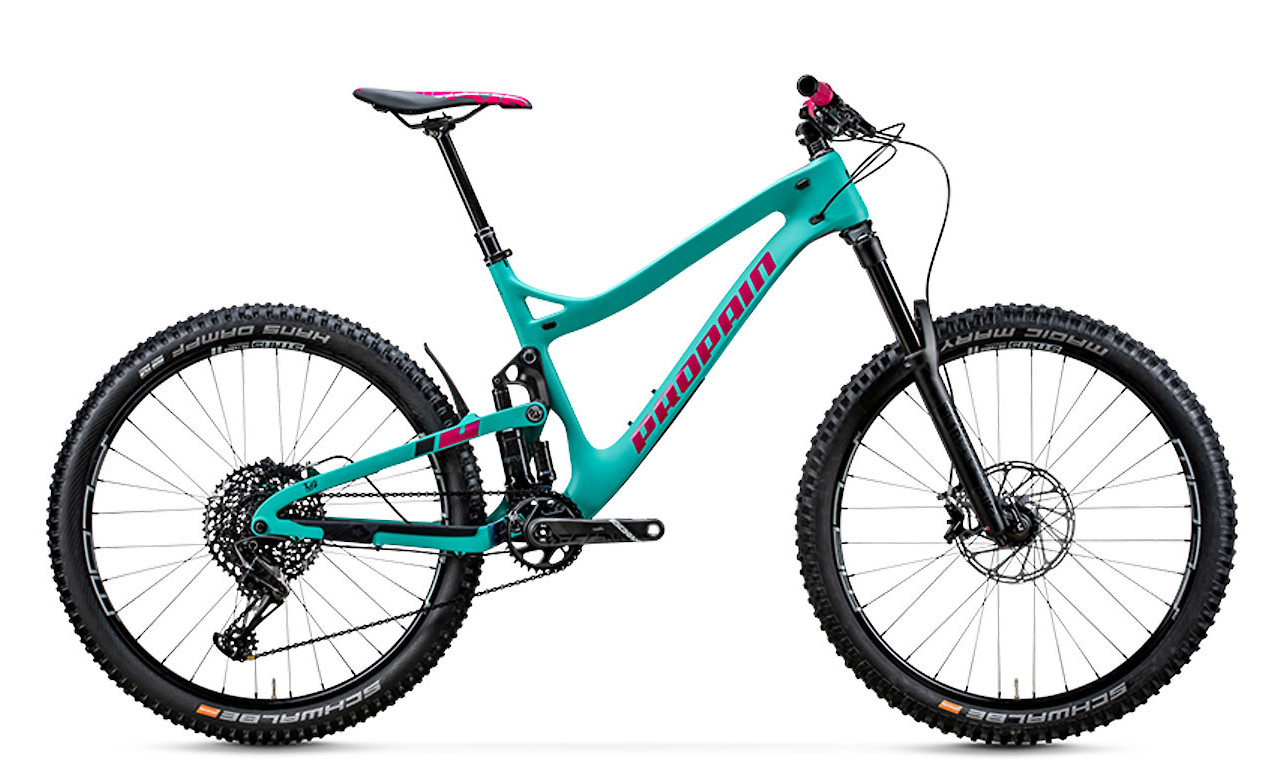 2019 Propain Tyee AM CF 27.5 Performance Bike