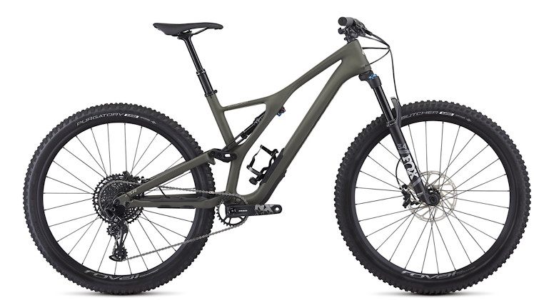 Stump ST Comp Carbon 29