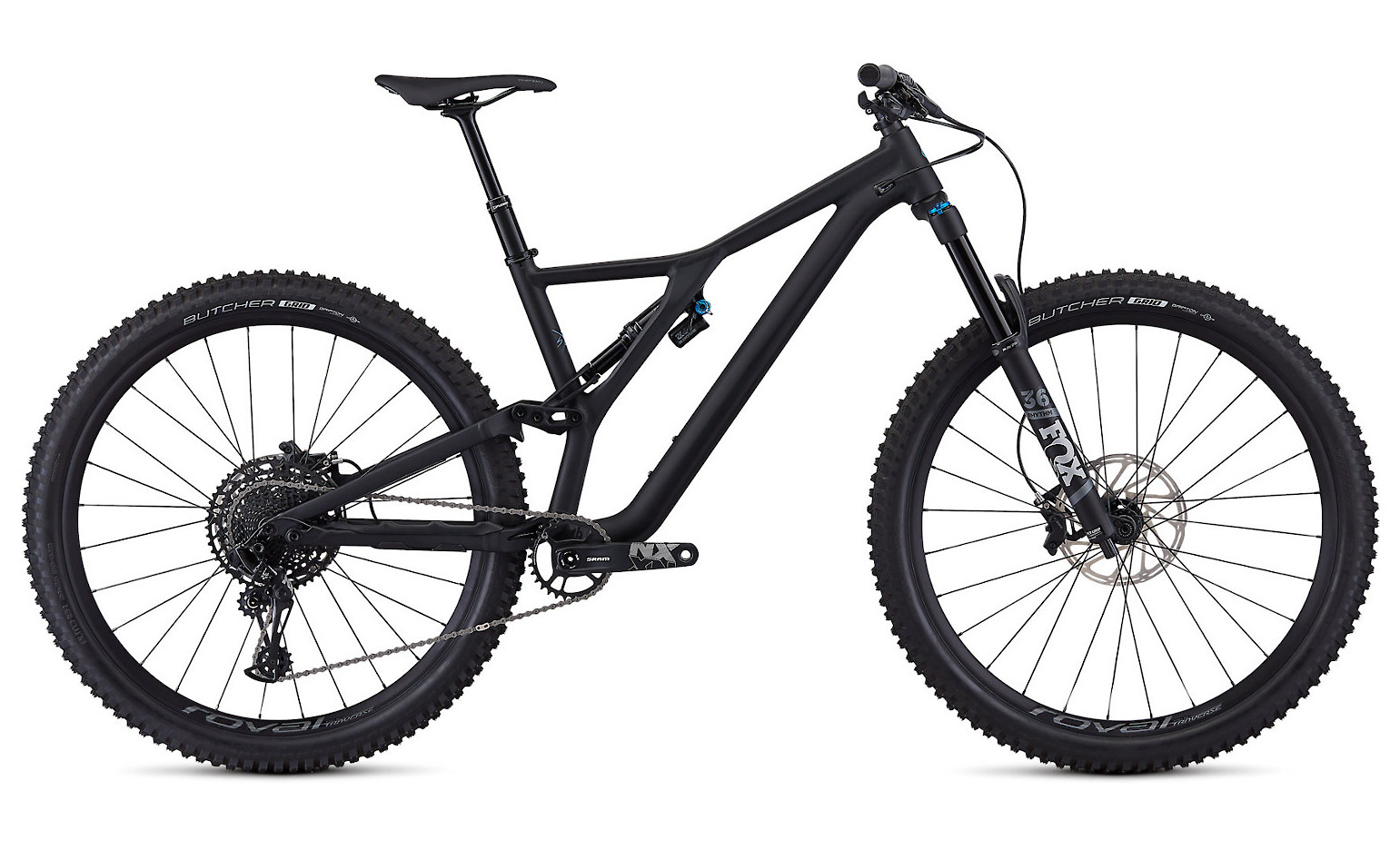 2019 Specialized Stumpjumper EVO Comp Alloy 29 Satin Black Storm Grey