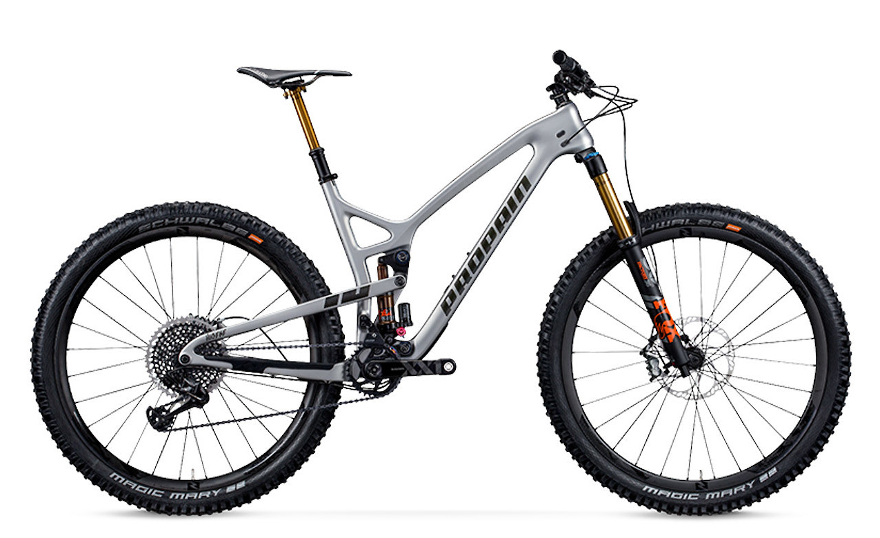 2019 Propain Hugene 29 Bike (Custom options shown in photos)