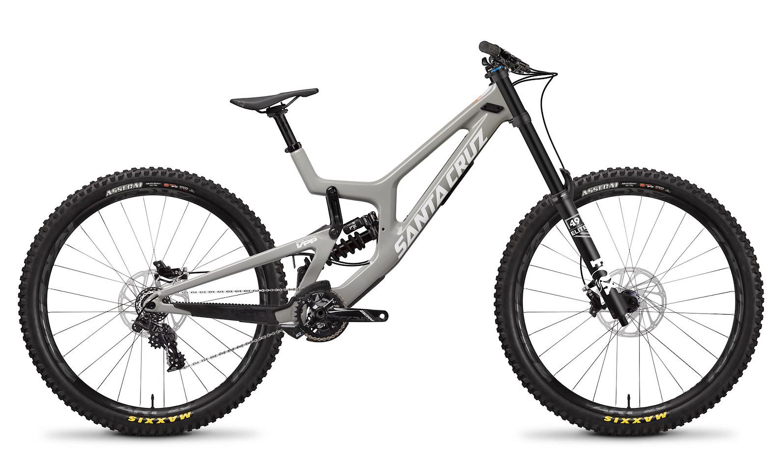 2019 Santa Cruz V10 Carbon CC S 29 Bike