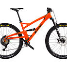 2019 Orange Stage 4 Pro Bike