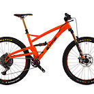 2019 Orange Four Factory Bike