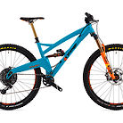 2019 Orange Stage 5 Factory Bike