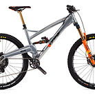 2019 Orange Five MK11 XTR Bike