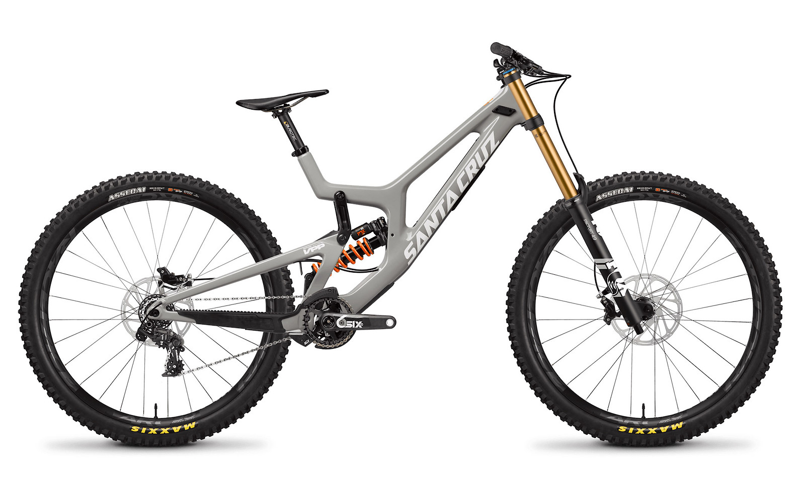 2019 Santa Cruz V10 Carbon CC X01 29 Bike