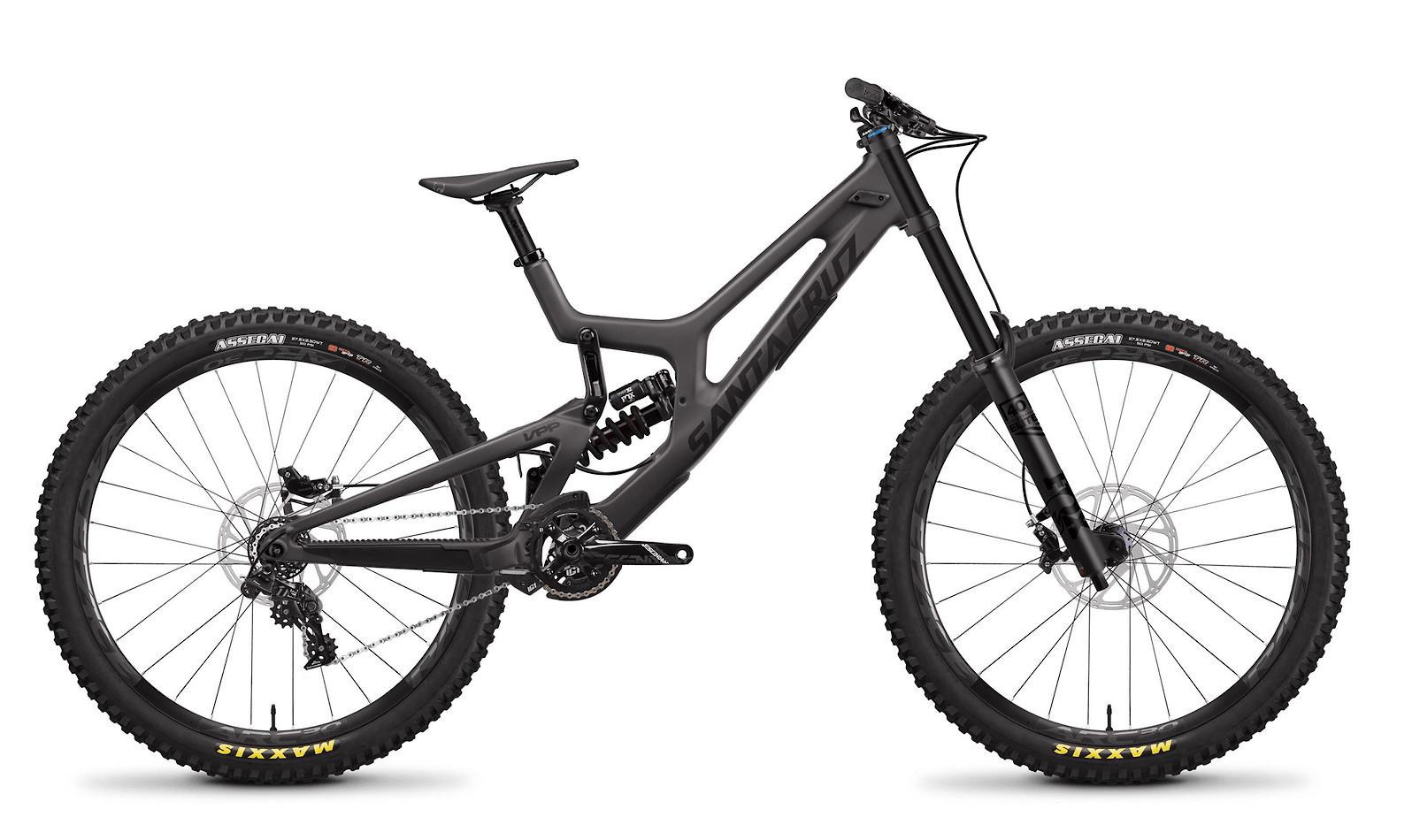 2019 Santa Cruz V10 Carbon CC S 27.5 Bike