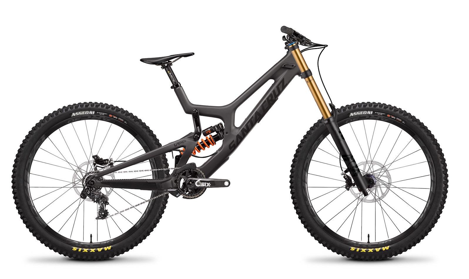 2019 Santa Cruz V10 Carbon CC X01 27.5 Bike