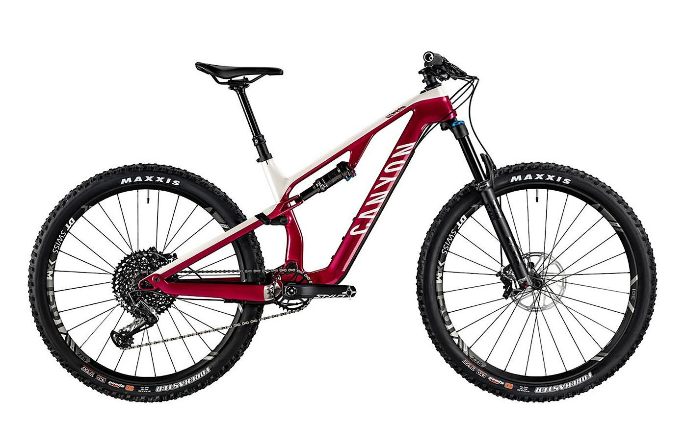 2019 Canyon Neuron WMN CF 9.0 Bike