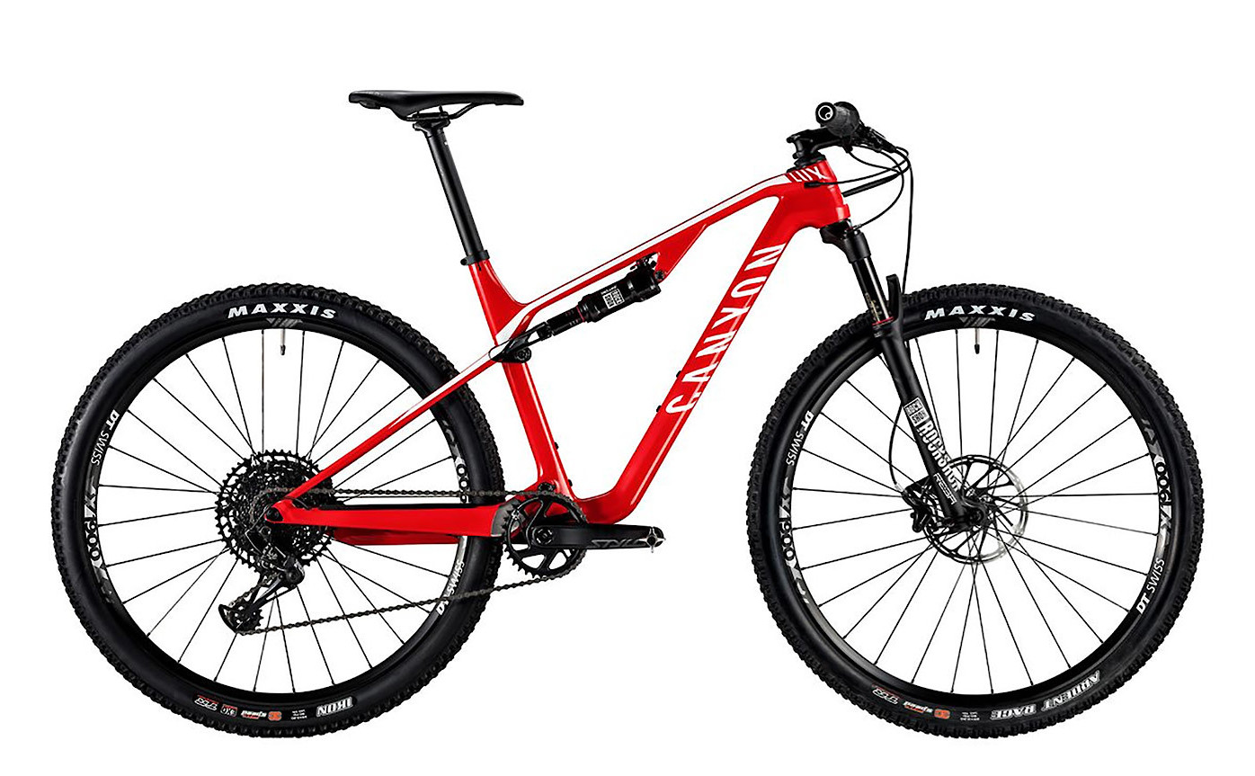 2019 Canyon Lux CF SL 6.0 Pro Race Bike