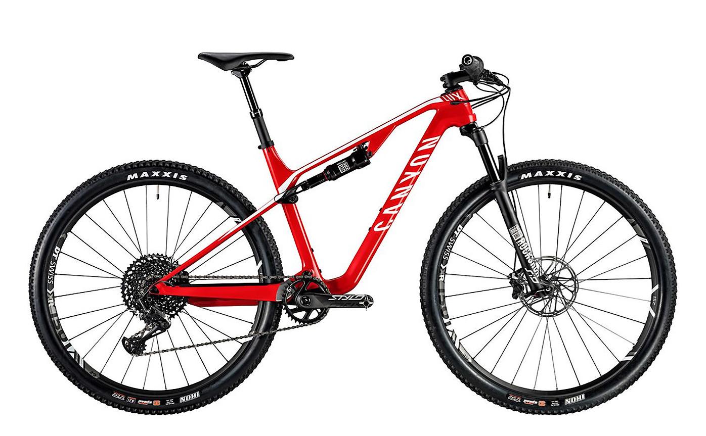 2019 Canyon Lux CF SL 8.0 Pro Race Bike