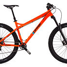 2019 Orange Crush Comp Bike