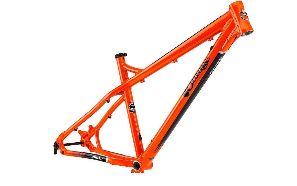 Orange Crush Frame