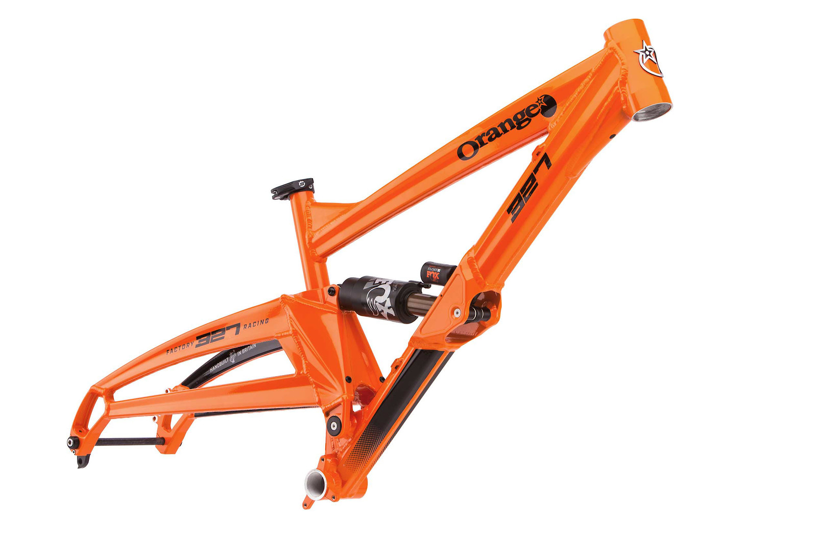 Orange 327 Frame