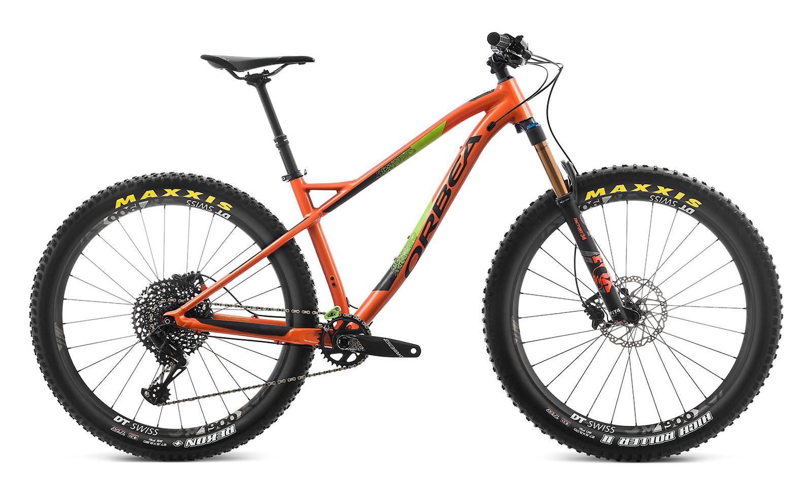2019 Orbea Laufey 27+ H-LTD Bike