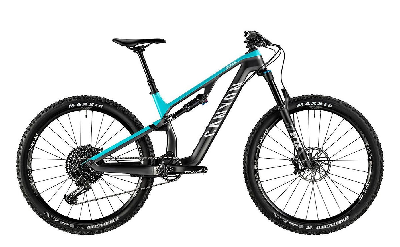 2019 Canyon Neuron WMN CF 8.0 Bike